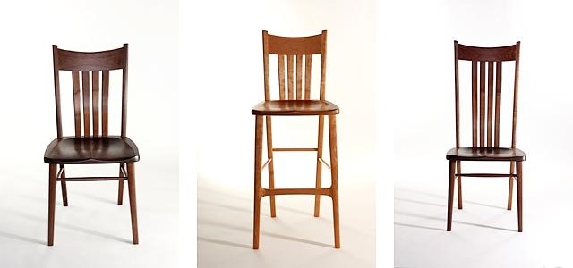 Gary Weeks chairs