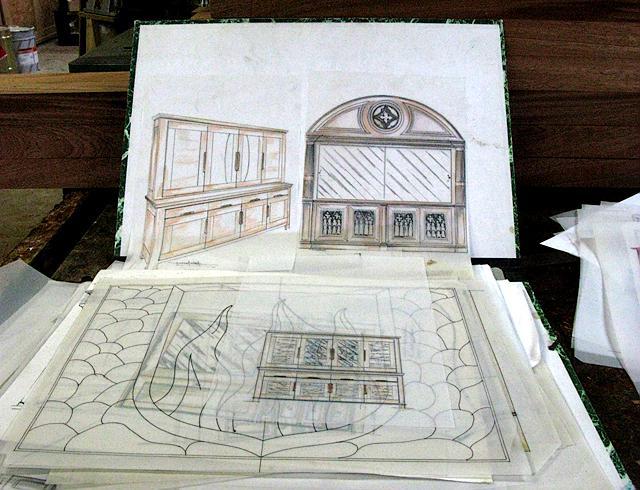 Design drawing 2