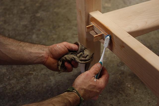 assembling a standup desk 17