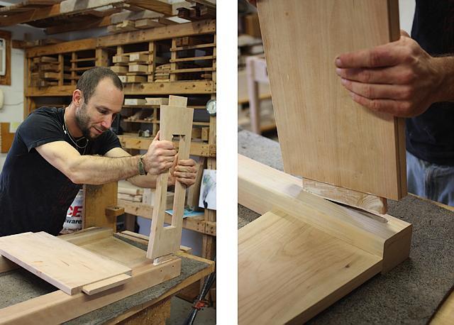 assembling a standup desk 1