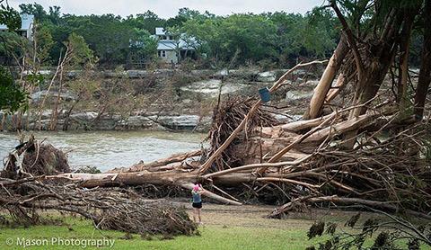 Wimberley flood