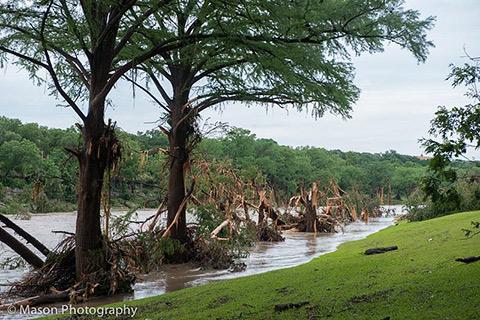 Wimberley flood 2